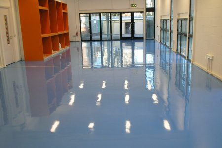 The best services of Epoxy Flooring